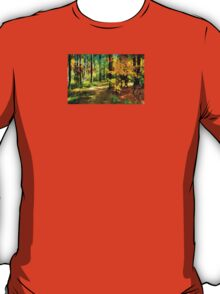 Deep In The Woods of Light & Color T-Shirt