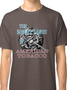 The Great Taste of American Tobacco Classic T-Shirt