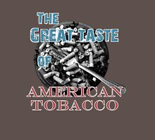 The Great Taste of American Tobacco Long Sleeve T-Shirt