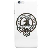 Je Suis Prest - Crest of Clan Fraser (Outlander series) iPhone Case/Skin