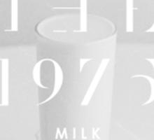 THE 1975 - MILK Sticker