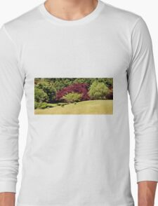 North Carolina Countryside Long Sleeve T-Shirt
