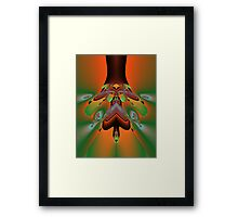 Out From the Void Framed Print