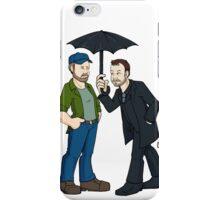 Why'd you take a picture? iPhone Case/Skin