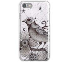 moonlight birds iPhone Case/Skin