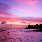 Sunset Barbados by ByRyan