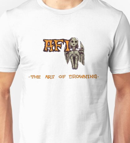 AFI - The Art of Drowning Unisex T-Shirt