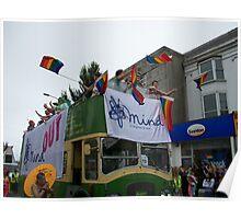 Brighton Pride '09 Poster