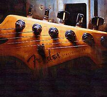 Fender Strat by marcwellman2000