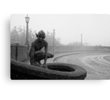 The Gargoyle Canvas Print