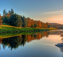 River Dee by Panalot