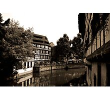 Petite France Photographic Print