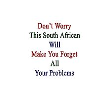Don't Worry This South African Will Make You Forget All Your Problems  by supernova23