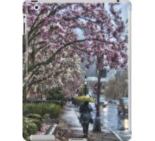 First Spring Rain iPad Case/Skin