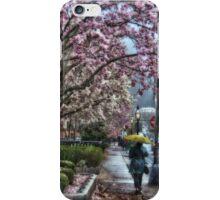 First Spring Rain iPhone Case/Skin