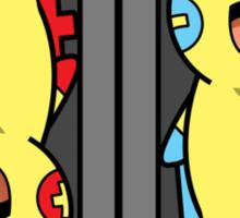 Poke-Batteries  Sticker