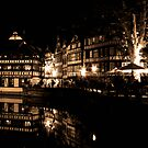 Petite France de Nuit by SmoothBreeze7