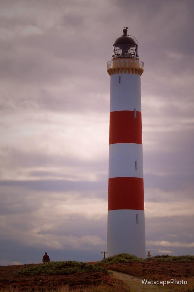 Tarbat Ness Lighthouse 2 by WatscapePhoto