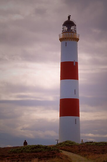 Tarbat Ness Lighthouse 2 by WatscapePhoto