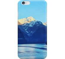 Cold and Clear and Blue iPhone Case/Skin