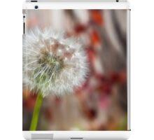 Softness of a Dandelion iPad Case/Skin
