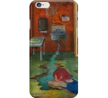 I see the river iPhone Case/Skin