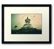 Bucolic Countryside Framed Print