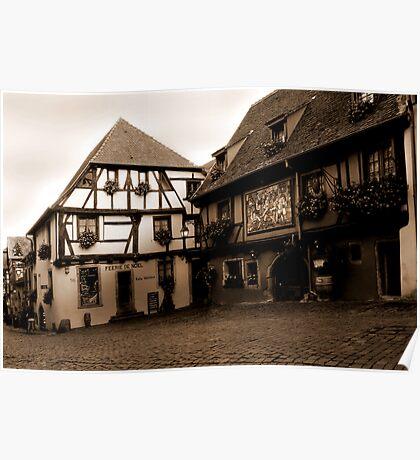 Little Alsace Poster