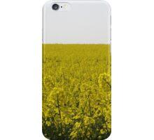 Golden Field iPhone Case/Skin