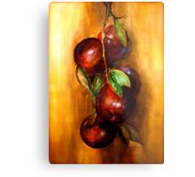 Apples....A Still Life.. Metal Print