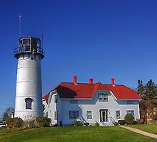 Chatham Lighthouse, Cape Cod, USA - HDR by AnnDixon