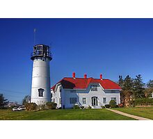 Chatham Lighthouse, Cape Cod, USA - HDR Photographic Print