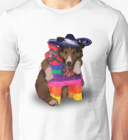 Mexican Dog Unisex T-Shirt