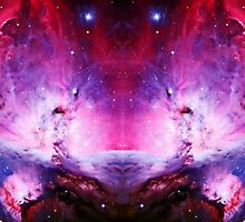 Pink Galaxy by suburbia