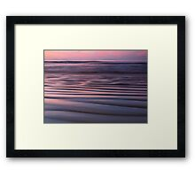 Between Nothingness And Infinity Framed Print