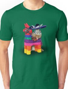 Mexican Bunny Rabbit Unisex T-Shirt