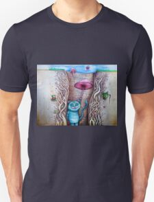 down the rabbits hole  T-Shirt