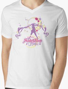 Sailor Moon Crystal Design #1 Mens V-Neck T-Shirt