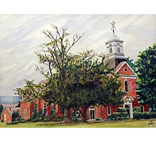 Protestant Chapel Marine Corps Base Camp Lejeune Photographic Print
