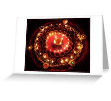 DIWALI CELEBRATIONS Greeting Card
