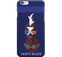 Ekko - Don't Blink iPhone Case/Skin