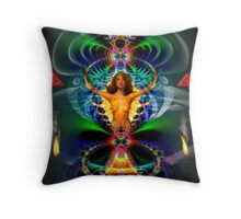 Visions 118 Throw Pillow