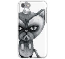 party poop grumpy cat iPhone Case/Skin