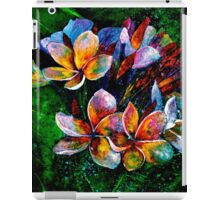 Frangipani....A Touch of Frost... iPad Case/Skin