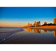 Gold Coast Sunrise Photographic Print