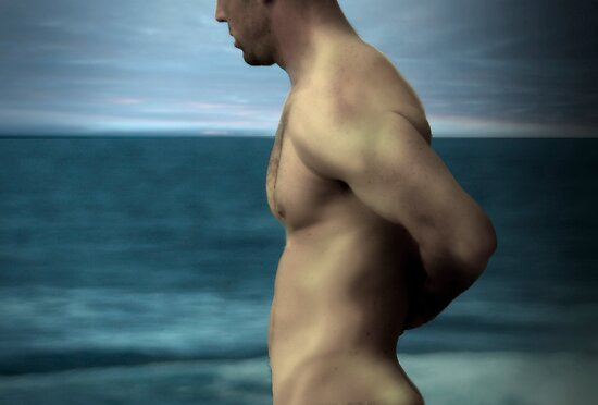 La Perouse Torso by Mark Richards
