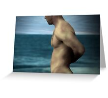 La Perouse Torso Greeting Card
