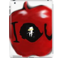 Moriarty I.O.U iPad Case/Skin