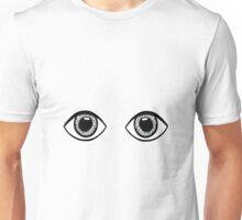 Pair of Eyes Unisex T-Shirt