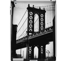 Gratuitous Manhattan Bridge & ESB shot iPad Case/Skin